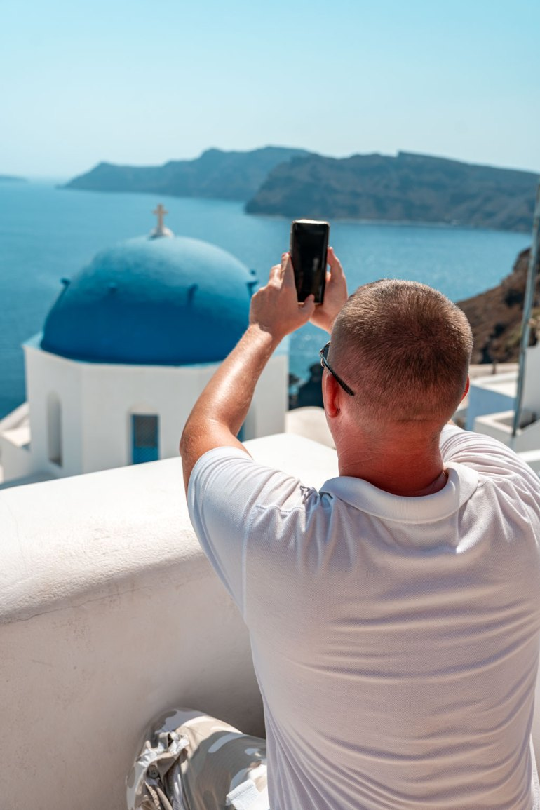Best Photography Spots in Santorini