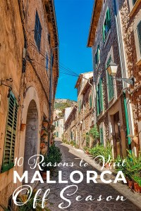 Visit Mallorca Off Season Spain Travel