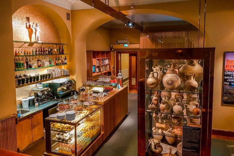 Medelhavsmuseet Cafe