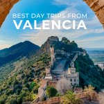 Best Day Trips from Valencia Pin