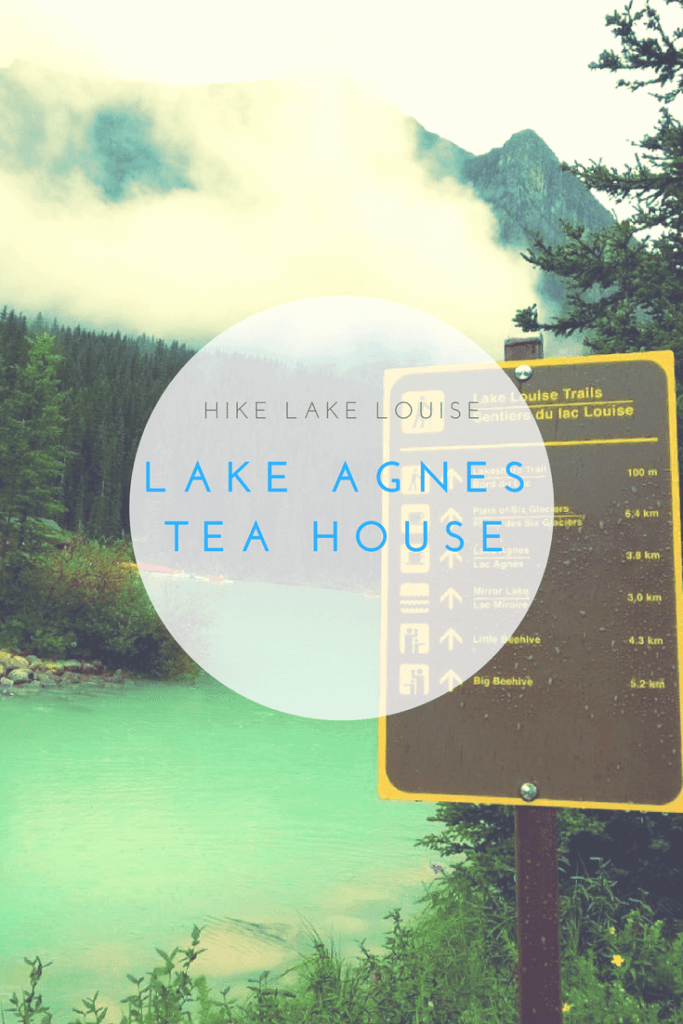 Hike to Lake Agnes Tea House From Lake Louise