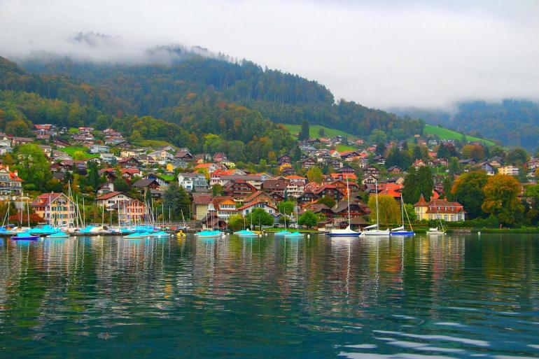 Lake Thun - Interlaken