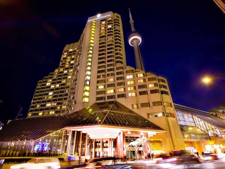 Best Hotels in Toronto: Intercontinental Toronto Centre