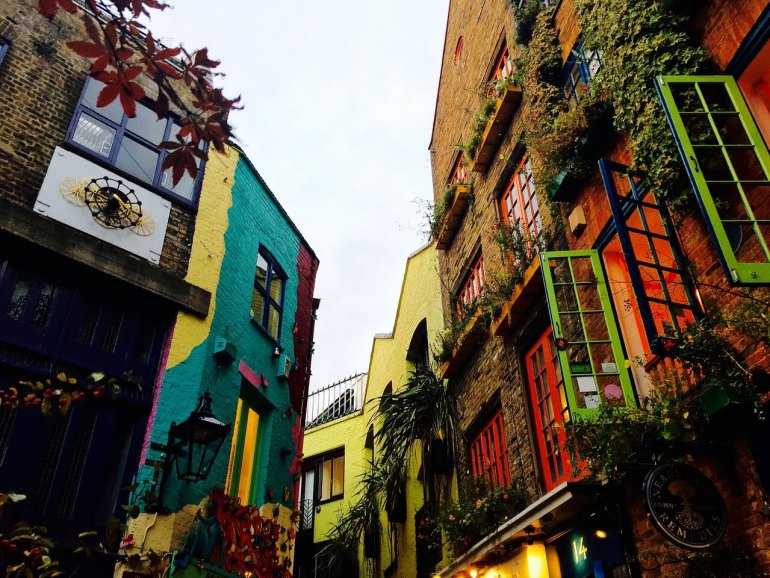 10 Best places to shop in London - Covent Garden