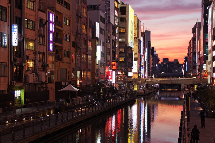 Best places to visit in Japan : Osaka. Pic Credit: sharonang (Pixabay)