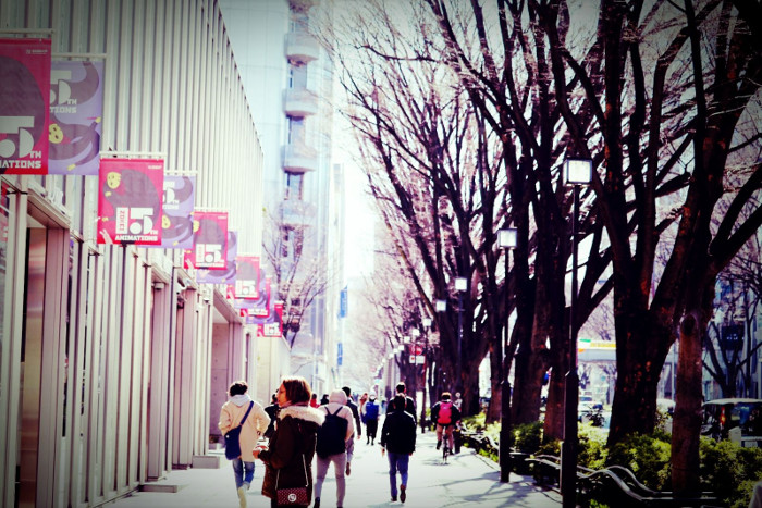 Things to do in Tokyo: Shopping in Omotesando