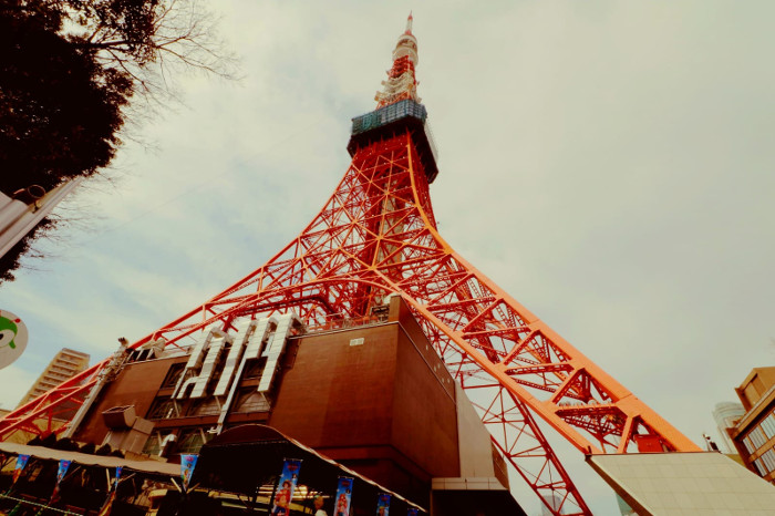 Things to do in Tokyo : Tokyo Tower