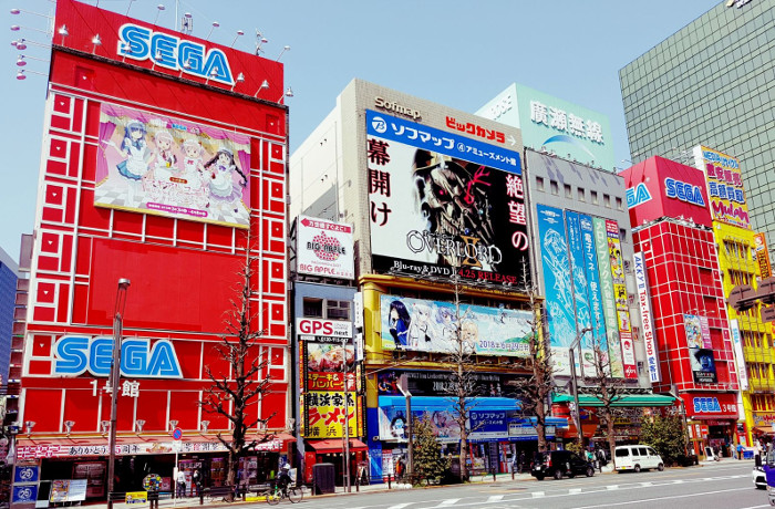 Things to do in Tokyo :  Buy Manga/Anime collectibles at Electric Town