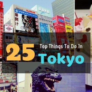 25 Top things to do in Tokyo if you are a first-time visitor