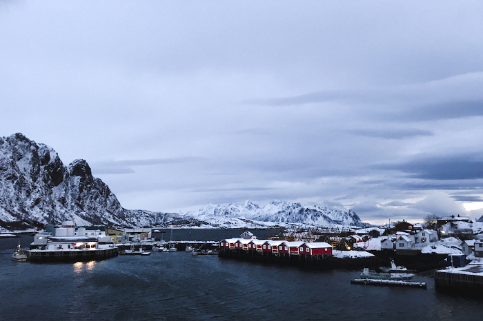 Best places to visit in winter: Lofoten Islands, Norway