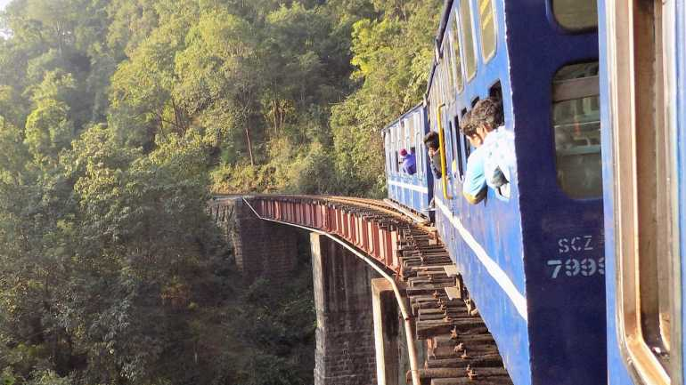Places to visit in South India: Nilgiri Mountain Railway