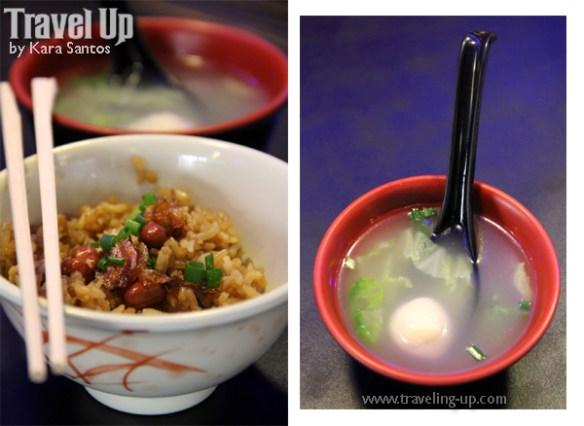 05. cafe mezannine - kiampong & fishball soup