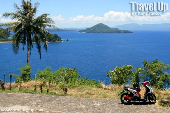 07. naga-legazpi motorcycle ride viewdeck tiwi-sangay road