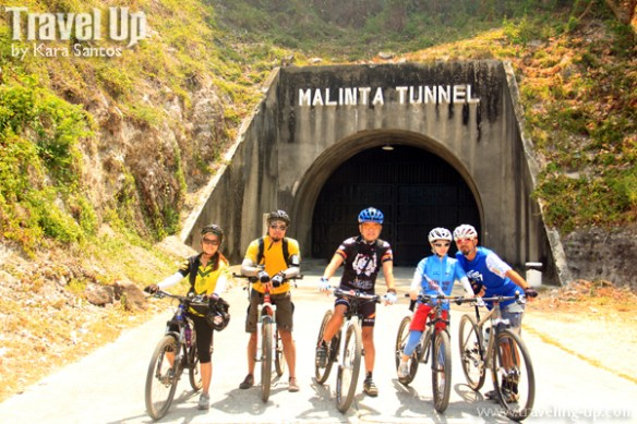 corregidor biking malinta tunnel