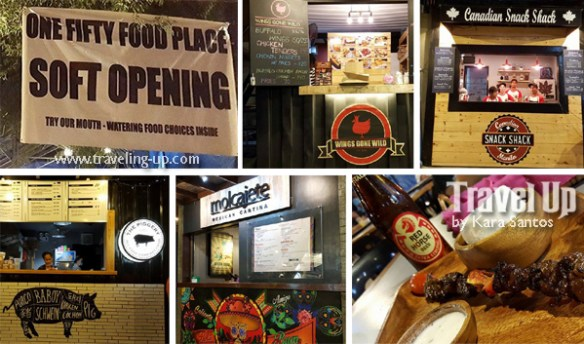 one fifty food place maginhawa