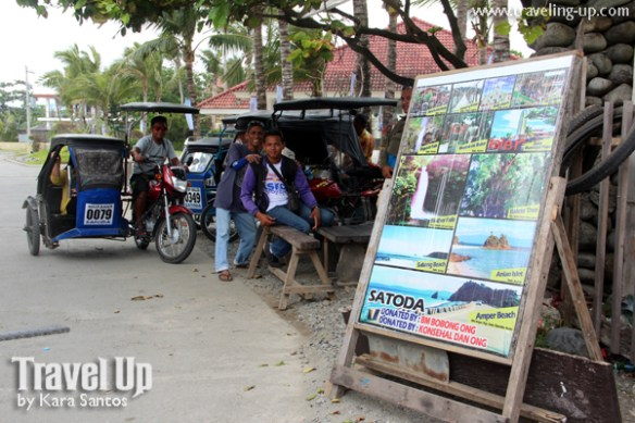 baler aurora tricycle trike tours