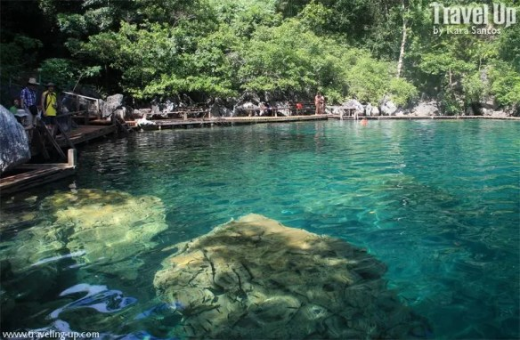 10. kayangan lake coron