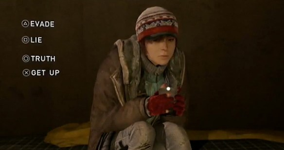 06. Beyond Two Souls choices