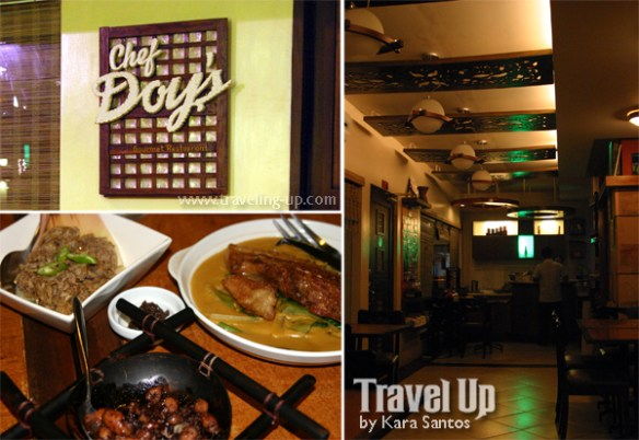chef doy's naga city
