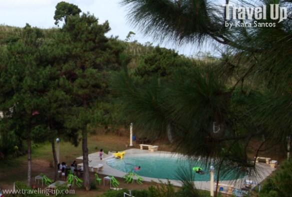 sierra madre hotel & resort swimming pool