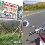 Ride to Jariel's Peak in Infanta, Quezon