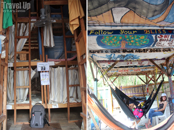 the bunk beds  e with built in mosquito  s privacy curtains and clean linens  they also go up to 3 levels high  it u0027s a bit hard to haul your stuff up     the circle hostel zambales   travel up  rh   traveling up