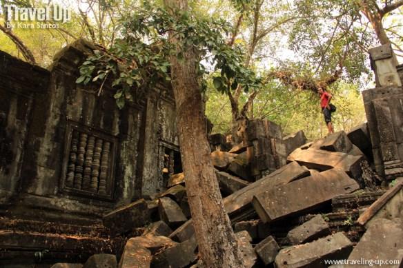 beng melea temple cambodia ruins 02