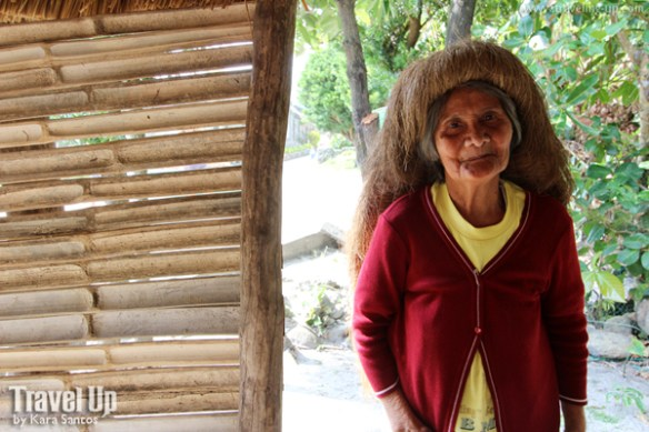 sabtang island batanes woman in vakul