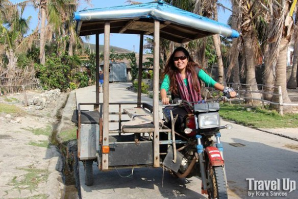 sabtang island tour batanes tricycle with roof