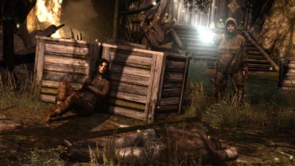 tomb raider 2013 combat