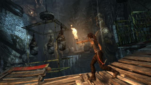Game Review Tomb Raider 2013 Travel Up