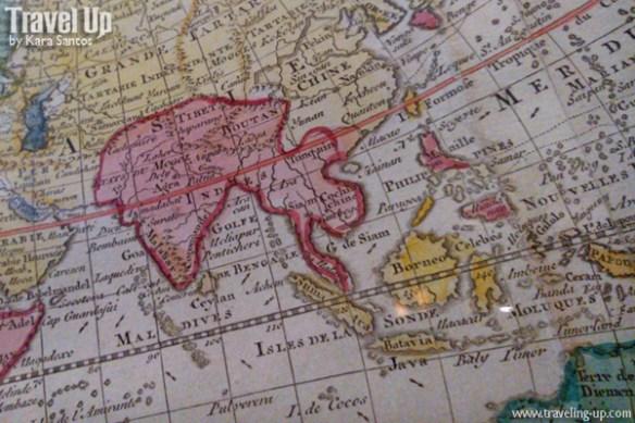 GBR museum Cavite world map philippines
