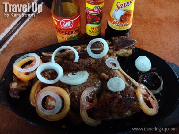 bbq zone tbone steak malingap
