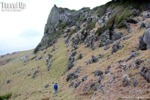 itbayat batanes rapang cliffs