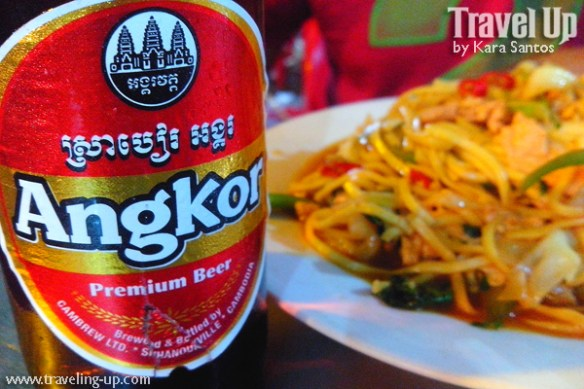 angkor lager beer cambodia