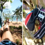 Gear Review: 2-in-1 Travel Pillow + Hammock