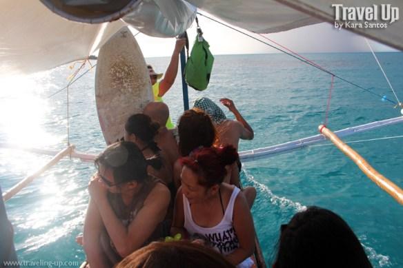jomalig quezon boat to kanaway sandbar