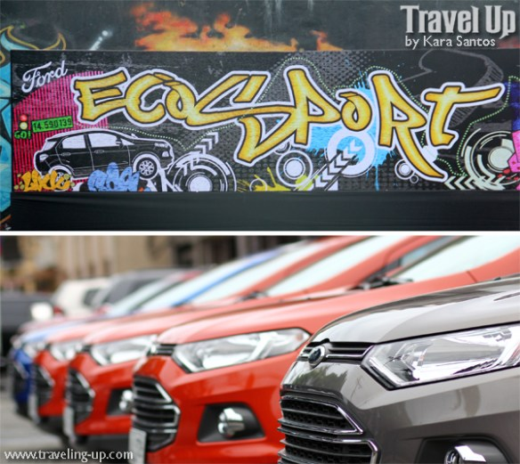 01. ford ecosport mystery case graffiti wall