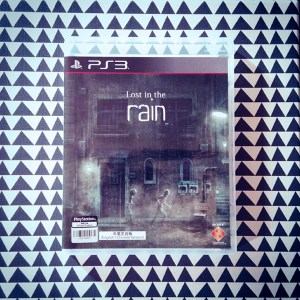 01. lost in the rain cover