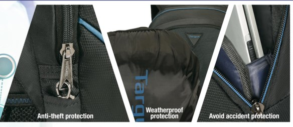 targus citylite 3 layers of protection