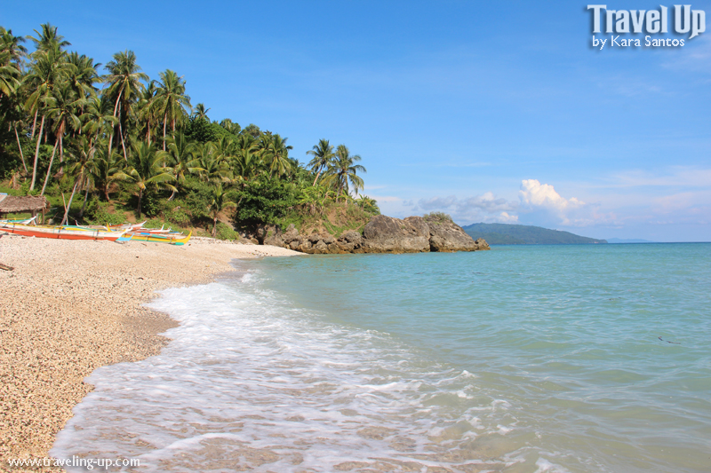 Beaches Near Naga City