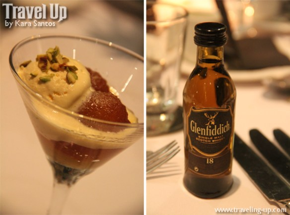 06. AFC spice adventure - gulab jamun glenfiddich