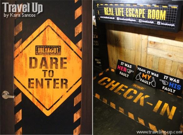 breakout philippines dare to enter door