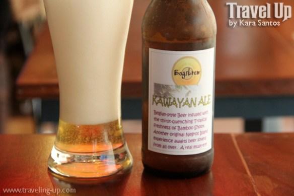 cafe bob's deli shop bacolod bogsbrew kawayan ale