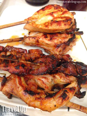 nenas rose bacolod chicken inasal