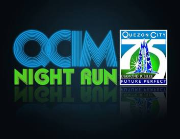 QCIM Night Run logo