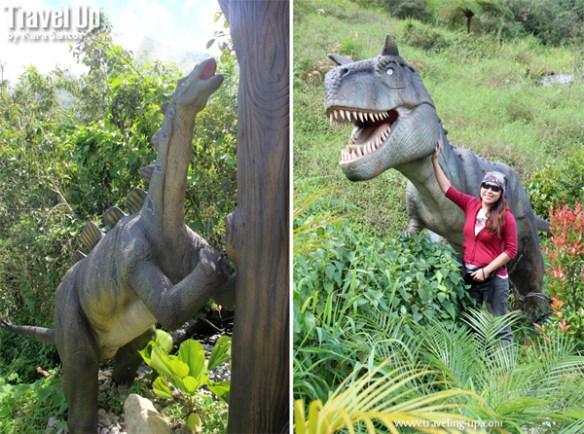 dinosaur island baguio travelup