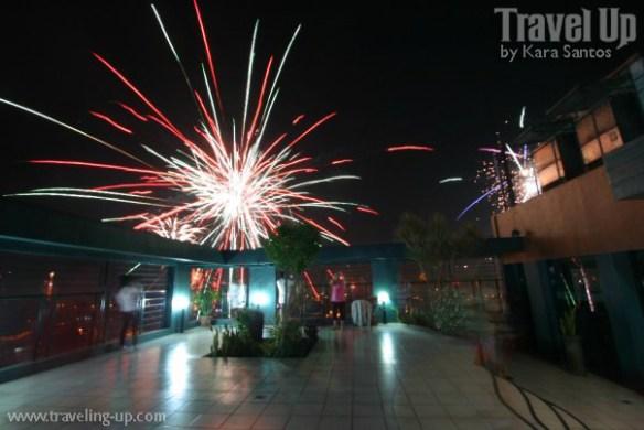 maginhawa new year fireworks