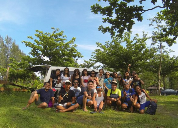 real quezon group shot in PaRK