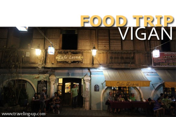 01. food trip vigan cafe leona